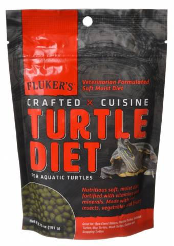 Flukers Crafted Cuisine Turtle Diet 6.75oz