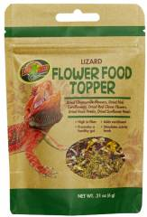 Zoo Med Lizard Flower Food Topper .21oz