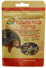 Zoo Med Tortoise and Box Turtle Flower Food Topper .21oz