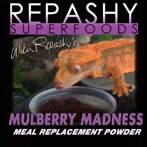"Repashy Crested Gecko MRP ""Mulberry Madness"" 12oz"