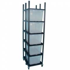 Vision 1757 Breeding Rack 5 Level