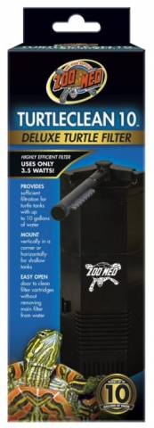 Zoo Med Turtle Clean 10 Deluxe Turtle Filter