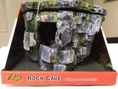 Zilla Rock Cave Cage Decor