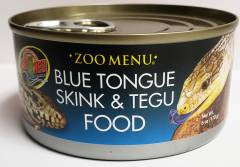 Zoo Med canned Blue Tongue Skink & Tegu Food