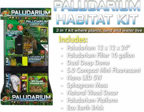 Zoo Med Paludarium Habitat Kit Local Pickup Only For Sale