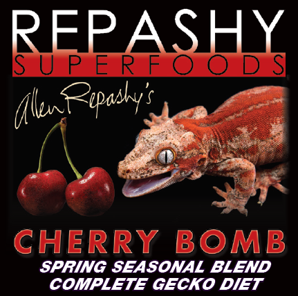 Repashy Cherry Bomb Crested Gecko MRP 6oz