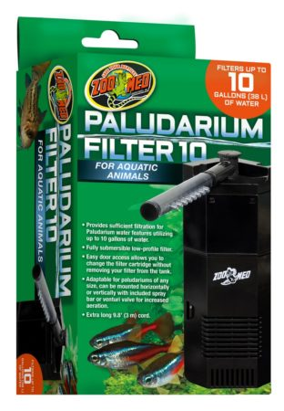 Zoo Med Paludarium Filter 10
