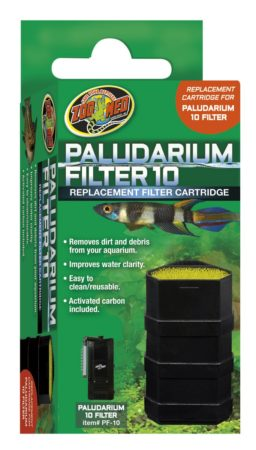 Zoo Med Paludarium Filter 10 Replacement Cartridge