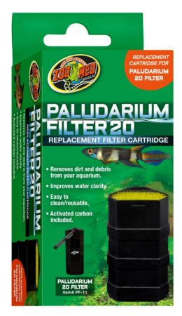 Zoo Med Paludarium Filter 20 Replacement Cartridge