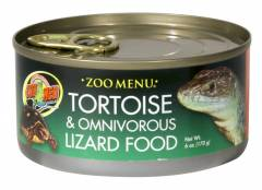 Zoo Med canned Lizard and Tortoise Food