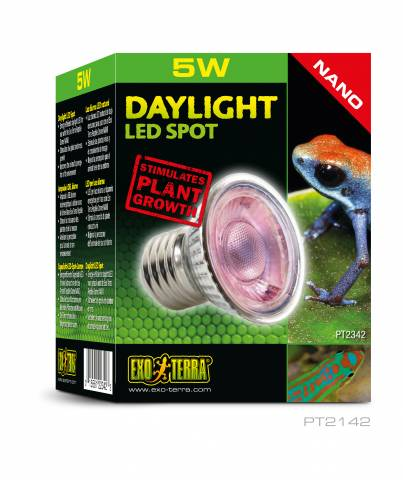 Exo Terra Daylight LED Spot Nano Bulb 5 watts