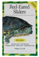 Red Eared Sliders Care Book