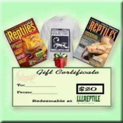 Gift Ideas, Gift Certificates, Etc