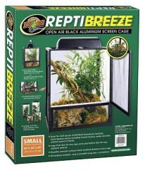 Zoo Med Small Repti Breeze Aluminum Screen Cage