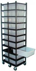 Vision 1755 Breeding Rack 5 Level