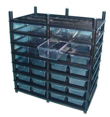 Vision 10 Level Hatchling Rack For Sale