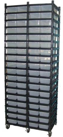 Vision 18 Level Hatchling Rack