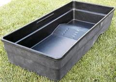 Waterland Tub-Medium Land Enclosure