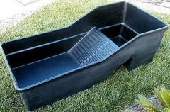 Waterland Tub-Medium Water Enclosure