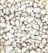 Aquarium gravel white