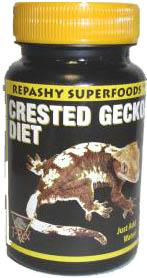 T Rex Crested Gecko Super Food Diet for sale
