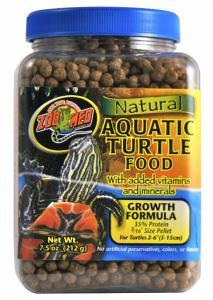 Zoo Med 54 ounce Aquatic Turtle Growth Formula