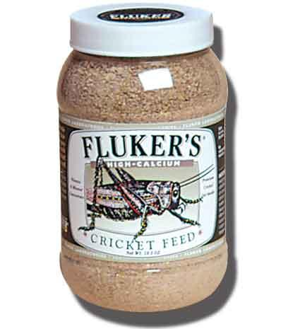 6 pound Flukers cricket feed