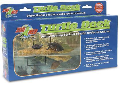 Zoo Med 15 Gallon Turtle Dock