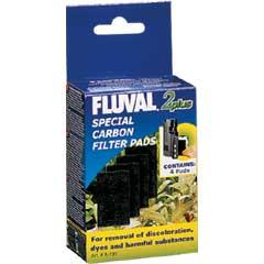 Fluval 2 carbon pads 4 pack