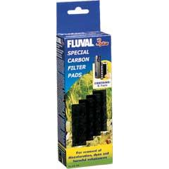 Fluval 3 carbon pads 4 pack