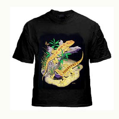 Bearded Dragon T Shirt