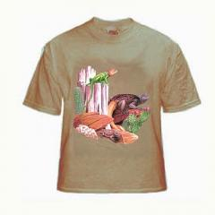 Desert Lizards T Shirt