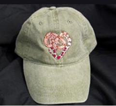 Red Tailed Boa Hat