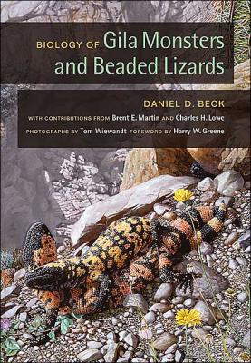 Biology of Gila Monsters & Beaded Lizards