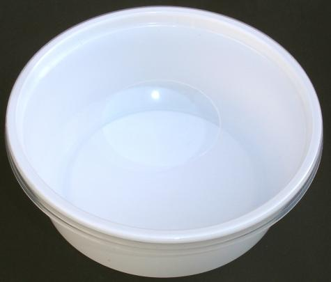 "8oz Deli ""Water Bowl"" Cups"