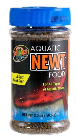 Zoo Med 2 ounce Aquatic Newt Food