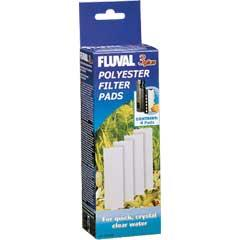 Fluval 3 Polyester Pads 4 Pack