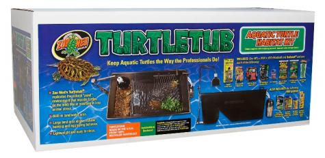 Zoo Med Turtle Tub Kit For Sale