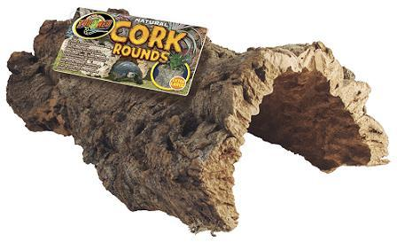 Zoo Med Cork Bark Round Medium