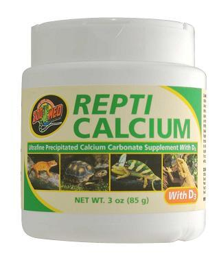 Zoo Med Repti Calcium With D3- 12 oz