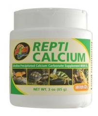 Zoo Med Repti Calcium With D3 - 8oz