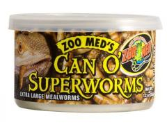 Zoo Med Can O Superworms