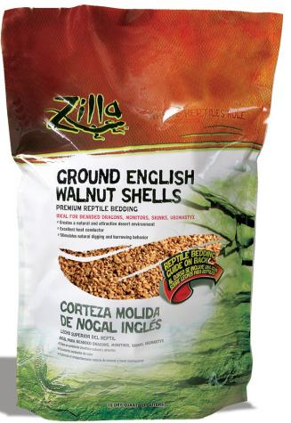 Zilla Desert Blend English Walnut Shell 10qt