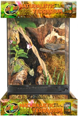 Zoo Med Medium Naturalistic Terrarium