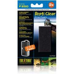 Exo Terra Repti Clear 250 FINE Replacement Foam