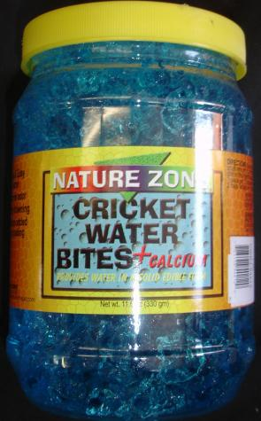 Nature Zone 24 Ounce Cricket Water Bites