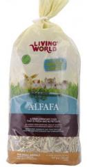 Living World Alfalfa Hay 12 ounce