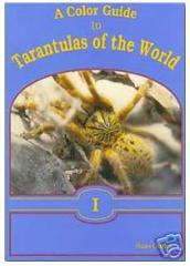 Color Guide to Tarantulas of the World