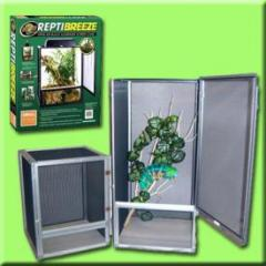 Screen Reptile Cages & Chameleon Cages