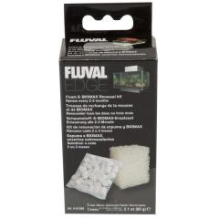 Fluval Edge Foam and Biomax Renewal Kit